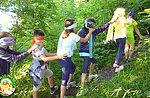 Entdecken Sie den Wald zu Cason.  Mittwoch, August 12.