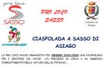 Ciaspolata e spettacolo pirotecnico a Sasso di Asiago - 3 gennaio 2020