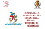 Schneeschuhwandern und Festa della Befana in Sasso di Asiago-Sonntag, 6. Januar 2019