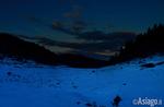 Ciaspolata con luna piena al Rifugio Bar Alpino, Altopiano di Asiago,19 marzo