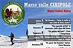 März auf Schneeschuhen mit Plateau - Schneeschuh Guide Programm Marz 2014