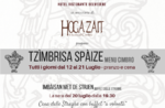 """TZIMBRISA SPAIZE - MENU CIMBRO"" all"
