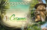 """Hölzerne Skulptur Symposium """"Cesuna: Natur, Legende, Abenteuer""""-vom 19. bis 22. Juli 2018"""