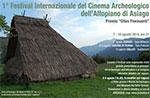 1. internationale archäologische Filmfestival der Hochebene von Asiago, 7-10 August