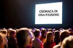 """Proiezione film """"CRONACA DI UNA PASSIONE"""" e incontro con il regista, Asiago, 12-13-14 novembre 2016"""