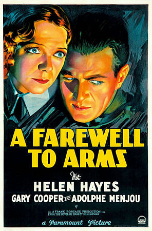Farewell to arms 1932 - Addio alle armi