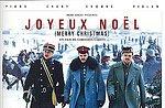 "Der Krieg Film ""Joyeux Noel""-Gallium Cesuna Film Festival"