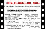 Überprüfung der kurz/Mittel/lang Spielfilme gemacht auf der Hochebene von Asiago, Cinema Teatro Palladium Cesuna
