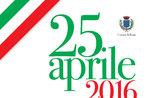 Festa della Liberazione a Cesuna di Roana, cerimonia del 25 aprile 2016