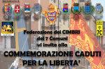 Gedenktag für die Freiheit in 1809 Aufstand gegen die französischen Truppen-Asiago, 14. Juli 2018