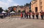 Historische Reenactment des Aufstandes von 1809 gegen die Franzosen - Asiago, 29. August 2020