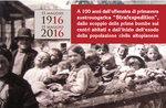 Rievocazione storica su profugato e Grande Guerra, Asiago-Gallio, 14-15 mag 2016