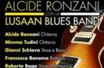 Concerto di Alcide Ronzani e la Special Lusaan Blues Band, Lusiana 19 Dic 2014