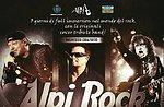 Alpen-Rock-Konzert in Roana, Asiago Hochebene von 24 bis 26. Juli 2015