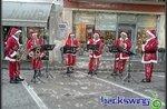 Weihnachtskonzert des Saxophons, Gallium mit Gruppe Backswing Saxophone-23 Dezember 2017