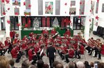 Weihnachts-Konzert mit der Band