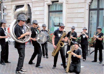 Bifunk Brass Band