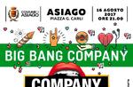 Concert Radio Company in Asiago mit NINA ZILLI, ELODIE, CAROLINA MARQUEZ, JENNY Kanone, Schatten, BLONDE Brüder und andere – 16. August 2017