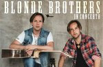 """Die Blonde Brothers"" in Konzert in Asiago-18 August 2018"