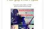 Blues Night mit Paolo Ganz & Alex Perzolla im Asiago Sporting Hotel & Spa - Asiago, 9. Oktober 2020