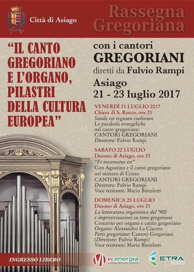 Rassegna gregoriana rassegna musicale con i cantori for Baite ad asiago
