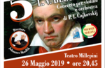 Concerto 5 sinfonia Beethoven
