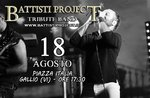 "Aperitif in Musik mit dem ""BattistiProject"" in Gallio-18. August 2019"
