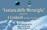 """""""Lusiana delle Meraviglie"""" cantano """"I Crodaioli"""" di Bepi de Marzi a Lusiana - 10 marzo 2018"""