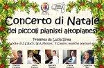 Weihnachtskonzert am 23. Dezember in der Hochebene von Asiago kleine Pianisten-2018