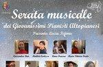 Musikalischer Abend mit den Jungen Pianisten Altopianesi in Asiago - 21. Dezember 2019