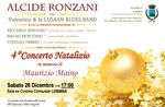 4°-Weihnachtskonzert mit Alcide Rai in Lusiana, Asiago Hochebene