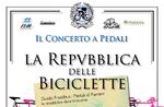 """Konzert mit der """"Republik von Fahrrädern"""" in Asiago-Mai 27, 2017"""