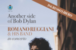 "Show ""ANOTHER SIDE OF BOB DYLAN"" mit ROMANO REGGIANI UND SEINEM BAND in Cesuna di Roana - 21. Februar 2020"