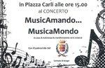 MusicAmando... MusicaMondo-Konzert in Asiago-13 Schulen kann 2018