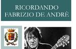 RICORDANDO FABRIZIO DE ANDRE