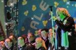 Die FREE SOUL-Sänger zu Gospel Festival Bintar Camporovere, 26. Dezember 2014