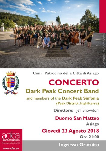 Dark Peak Concert Band
