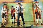"Musica con il gruppo ""DIE VAGABUNDEN BAND"" ad Asiago - 26 agosto 2018"