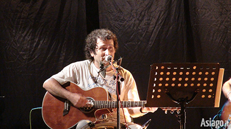 Domenico Cerroni in concerto