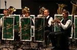 "Konzert von ""Konigsberger Musikanten"" Asiago, Freitag, 2. Januar 2015"