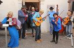 """Musik und Geschichten in Contrada mit der Gruppe """"die alten Traube-Shot"""" Altopiano di Asiago-am 23. Juli 2017"""
