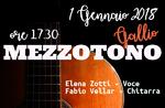 Aperitivo in musica a Gallio con i Mezzotono - 1 gennaio 2018