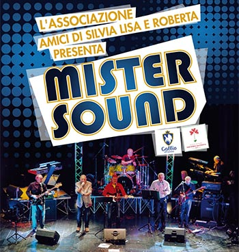 Mister Sound in concerto a Gallio