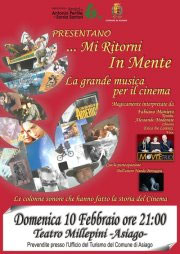 Mi ritorni in mente con i Movie Trio