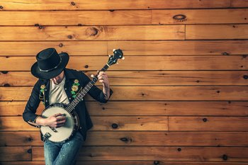 musicista country