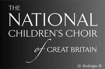 The national children's choir ad Asiago