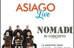NOMADI in concerto ad Asiago - Asiago Live - 12 agosto 2020