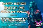 Konzert mit SUPER NOVANTA in Enego - 25. Juli 2020