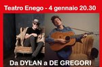 "Concerto ""On the road - Da Dylan a De Gregori"" con il Trio Infeltrio a Enego - 4 gennaio 2020"