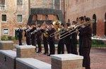 Konzert-Wanderprediger aus Vicenza Messing bei Asiago-Juli 13, 2017